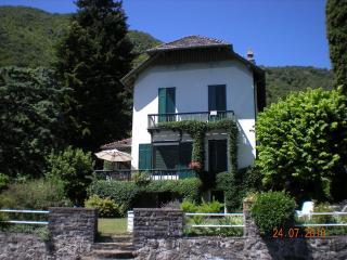 Villa a Bellagio, spiaggia privata