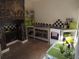 Coedmor Cader Cottage Kitchen