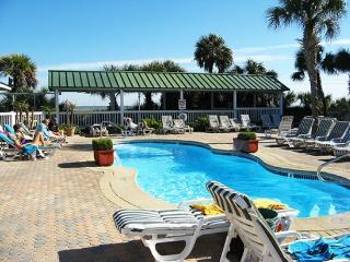 Ocean Song Condominiums - Unit 334 - Swimming Pools - FREE Wi-Fi - Restaurant, Tybee Island
