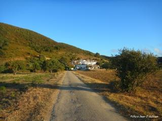 Casa do Medronho, Carrapateira