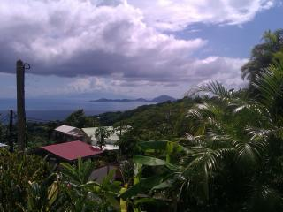 Location Bas de Villa Trois Rivières, Basse-Terre Island