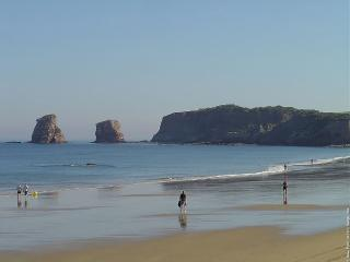 Great beach flat, terrace, Hendaye