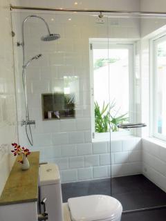 Bedroom 2 large attached shower room