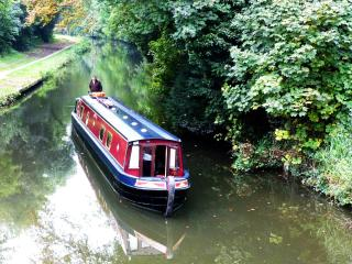 Narrowboat D4 / Fair Winds / Stoke on Trent, Londres
