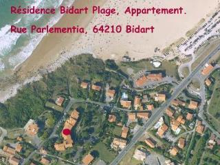 Appartement à Bidart proche mer