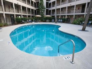 Seaside Villa 182 - 1 Bedroom 1 Bathroom Oceanside Flat  Hilton Head, SC