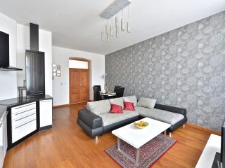 Prague Powder Tower Apartment