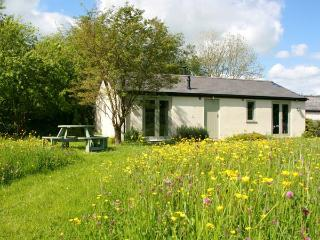 BAILEY POINT COTTAGE, ground floor barn conversion, woodburner, parking, decked area, in Drybrook, Ref 28115
