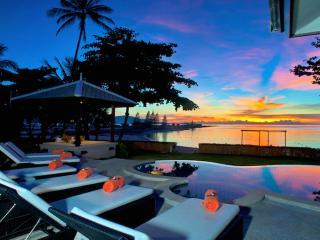 Villa 15 - Great Value Beach Front Villa with Pool, Plai Laem