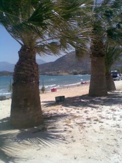 Kavoustathis Beach, (Stonehouse Beach)
