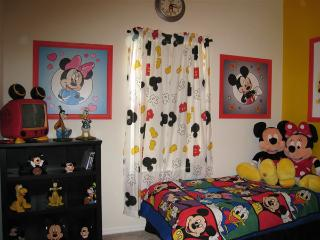 Mickey & Freinds Childrens Room