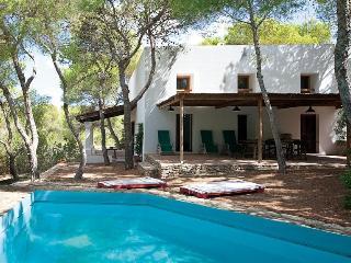 Formentera Fivestars Villa 8 posti - vicino alle spiaggie