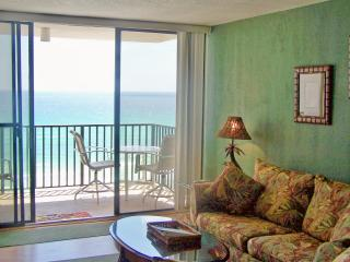 Spring now on sale  Great bch frnt, deluxe for 4, Panama City Beach