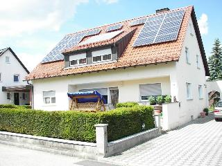 Vacation Apartment in Hirschau - 1076 sqft,  high standard,comfortable,spacious, clean, (# 243)