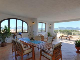 Una terrazza su Olbia. Sardegna da amare.