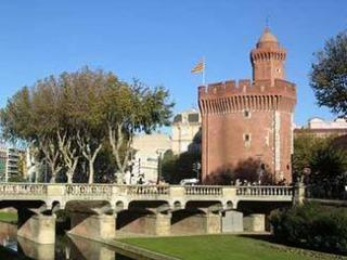 T2 bis proche gare 10 min plage, Perpignan
