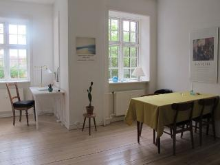 Very charming Copenhagen apartment at Genforening sq, Copenhague