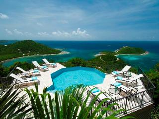 Island Rider: Luxury Villa with Amazing Views! Pool and Hot Tub!, Cruz Bay