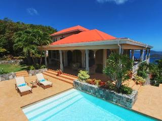 Island Sun: Amazing North Shore and BVI Views!