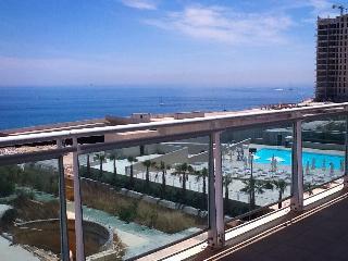 Luxury 2 bdrm Apt , open sea view, great location