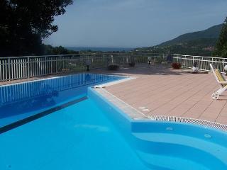 Villa privata, Santa Marina