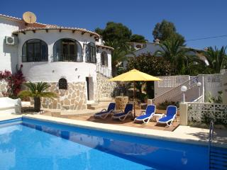 Lovely villa in Javea Spain with brandnew pool