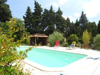 Cammas de Bas, villa with large pool