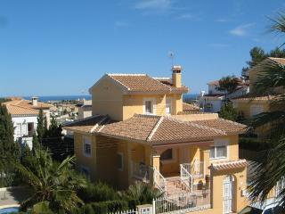 Delightful 3 bedroom/2 bathroom villa with pool., San Miguel de Salinas