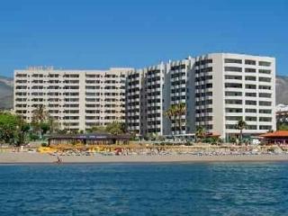 Estudio en hotel situado en 1a linea de playa