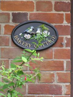 Welcome to Bakery Cottage