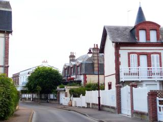 Normandy Houlgate seaside home for 4 appart pour 4