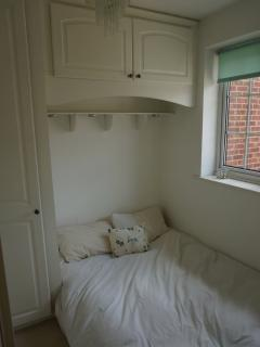 Small but comfy third double room
