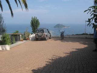 Villa Indipendente  tutta vista mare e isola