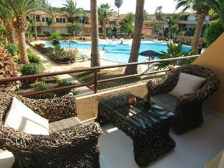 Nice apartment in luxury complex for good value, Corralejo