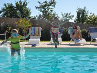 Spring &  Summer holidays, Mirambeau