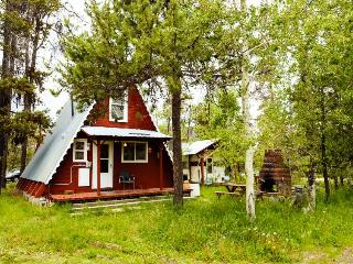 Charming, dog-friendly cottage located near the lake!