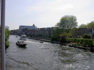 senioren vakantieappartement Oude Rijn, Aarlanderveen