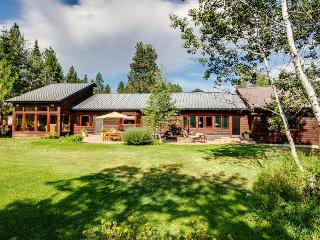 Luxury home on five acres! Gourmet kitchen!, McCall