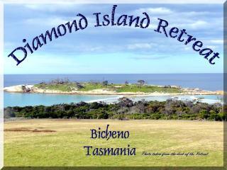 Diamond Island Retreat, Bicheno