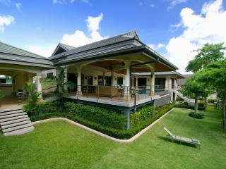 Mountain View Villas - Villa Two sleeps 12 adults, Nai Harn