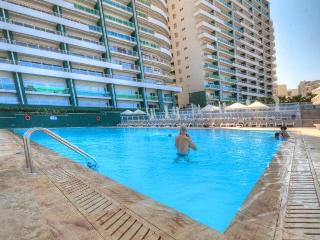 Free access to the communal pool