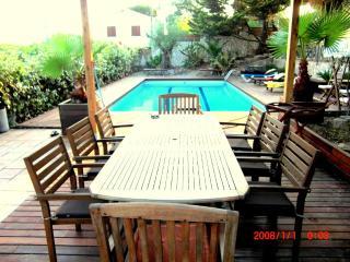 Espectaculair  piscina, vistas especial semana san, Tordera