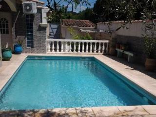 Villa -piscine - mer - plages, Lunel