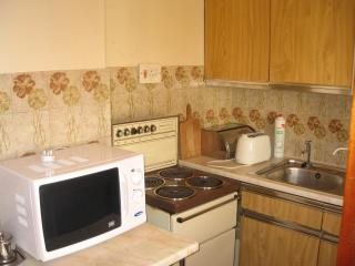 A typical kitchen
