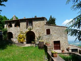 Villa with breathtaking view, Casciana Terme