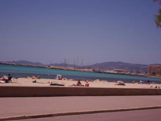 2 bedroom apartment at playa de Palma sand beach
