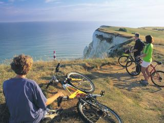 Easy access to Beachy Head and the South Downs National Park