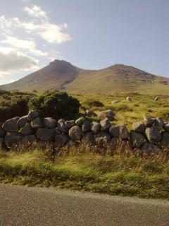 View of Slieve Binnian from Head Rd