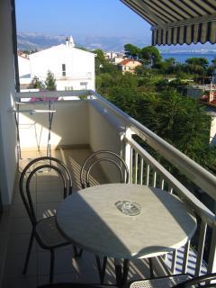 Apartment incl. balcony