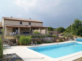 Double villa avec piscine (sud Ardèche), Lablachere